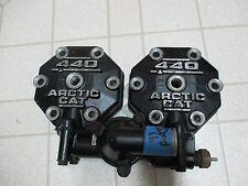 91 Arctic Cat Pantera 440 Snowmobile Cylinder Head Z ZR Panther Prowler 92 93 94