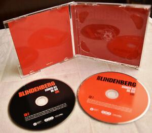 UDO LINDENBERG Stärker als die Zeit - Live 2-CD-SET Neuwertig DEUTSCH-ROCK Kult!