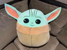 "The Child Baby Yoda 20"" Squishmallow XXL Star Wars Mandalorian"