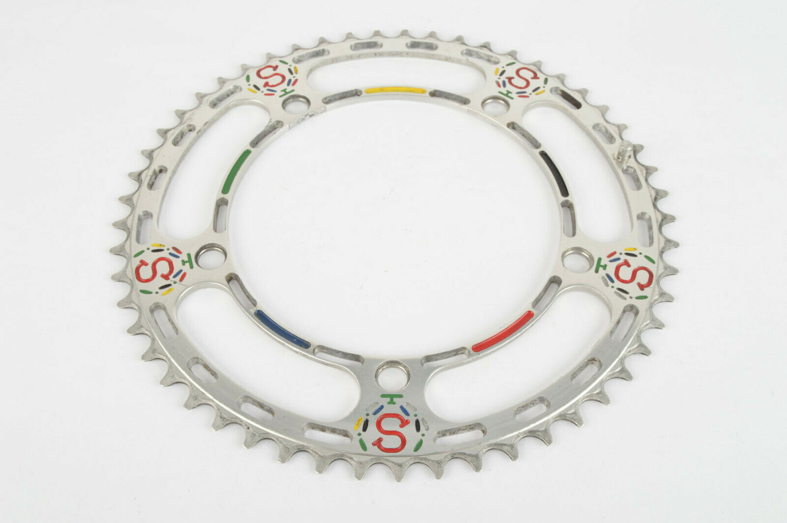 Campagnolo Record  753 s Panto chainring with 53 teeth and 144 BCD