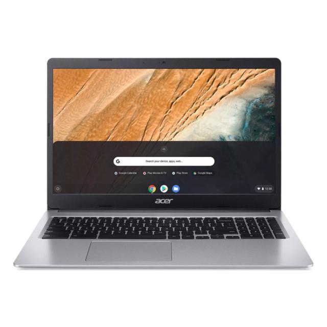 "Acer 15.6"" Chromebook 315 - Intel Processor 32GB Silver CB315-3HT-C16B Full HD"