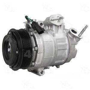 A/C Compressor-New Compressor 4 Seasons 98332