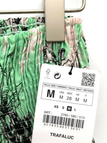 Pom Alta Miura m Ref Zara Shorts s 2785 Floreale 580 Xs Vita qtU5n4T