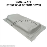 Yamaha Ydr 2007-up G29 Drive Golf Cart Stone Seat Bottom Cover