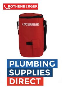 Rothenberger - Hot Bag Only Ideal For Mapp/Propane/S<wbr/>uperfire2 Torch - 8.8835