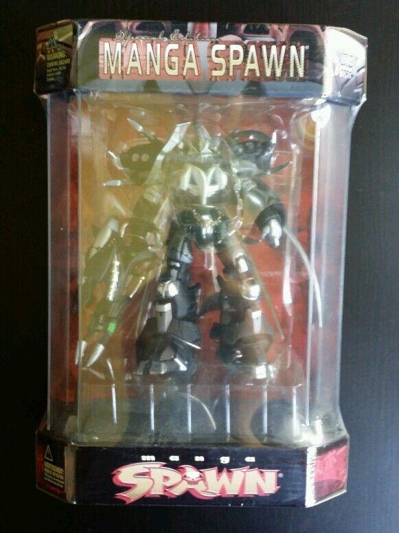 McFarlane Toys Spawn Series 9 MANGA SPAWN Toys R Us Exclusive Fishtank Figure