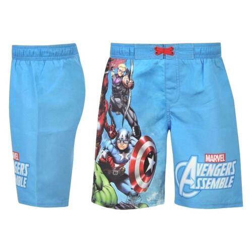 BNWT Marvel AVENGERS Boys Board//Swim Shorts 2-13y Trunks Hulk~Iron Man~Thor Hero