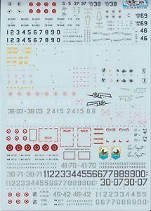 Decals-Italian-Kits-1-72-amp-1-48