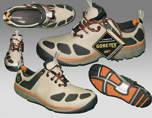 Nuevo-Rockport-Hombre-Zenacity-Goretex-Oxford-Botas-con-Adidas-Adiprene-UK-6-5