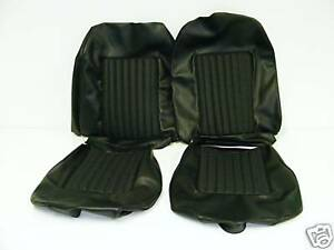 FORD CAPRI CAR SEAT COVER PROTECTOR 100/% WATERPROOF HEAVY DUTY BLUE
