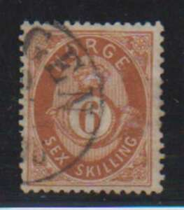 A5628-Norway-20-Used-F-VF-Sound-SIGNED-CV