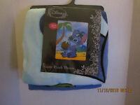 Disney Lilo Stitch Plush Soft Fleece Blanket Bedding 48 X 60 2016