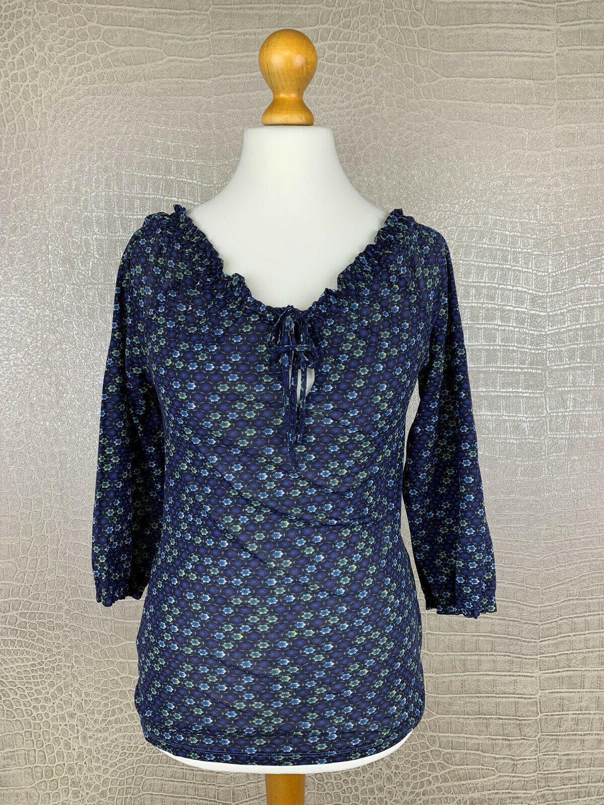 Frauen Xmas T-Shirt Weihnachten Herbst Top One Shoulder Santa Belt Bluse Ne U3F8