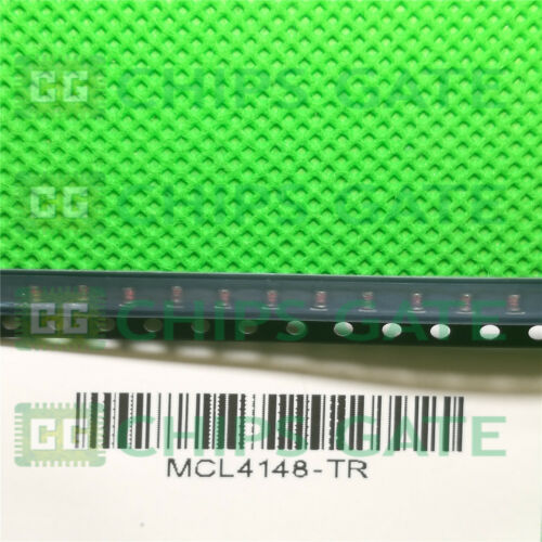 30PCS MCL4148-TR DIODE SS SW 75V 150MA MICROMELF 4148 MCL4148