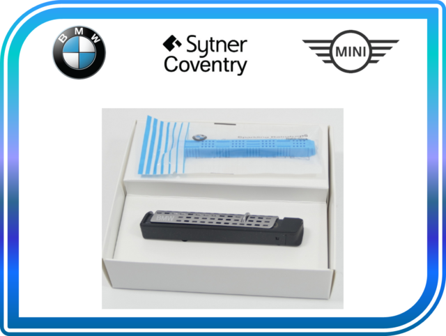 BMW Genuine Natural Air Car Freshener Holder + 1 x Fragrance Stick 83122285673