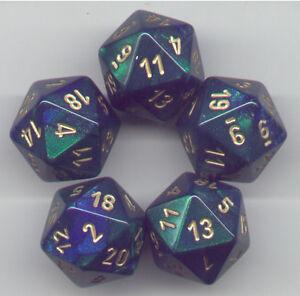 rpg d20 dice sets