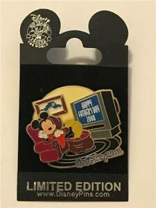 WDW-FATHER-039-S-DAY-2008-MICKEY-MOUSE-LE-2500-DISNEY-PIN-62172