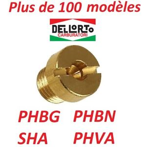 GICLEUR-M5-M6-CARBURATEUR-DELLORTO-SHA-PHBG-PHVA-PHBN-MOTO-MOBYLETTE-SCOOTER