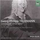 Georg Philipp Telemann - : Harmonischer Gottes-Dienst, Vol. 6 - The cantatas for high voice, oboe and b (2015)