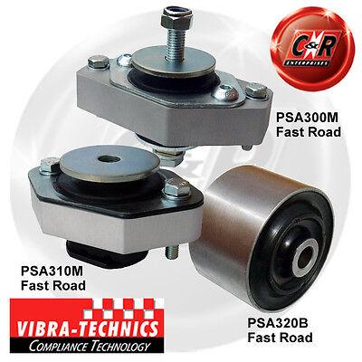 Citroen Saxo Vibra Technics Full Engine Mount Road Kit 65mm Torque Bush