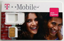 Used T-MOBILE Micro SIM  TO BOOT OR UNLOCK GSM phone UNLOCKING TMOBILE TESTING