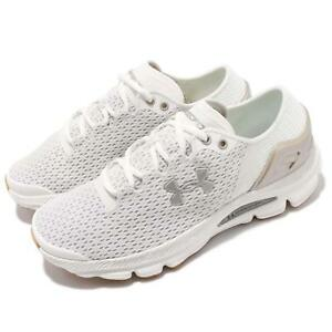 ab40c5ecfbb41 Under Armour UA SpeedForm Intake 2 Ivory Silver Gum Women Shoes ...
