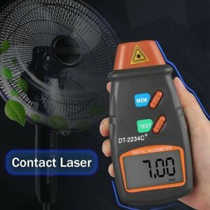 Handheld-LCD-Digital-Laser-Photo-Tachometer-Non-Contact-RPM-Tach-Tester-Meter