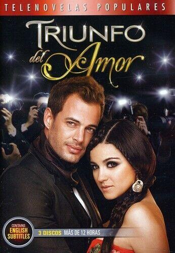 2438514 666607 Dvd Triunfo Del Amor (4 Dvd) [Edizione: Stati Uniti]