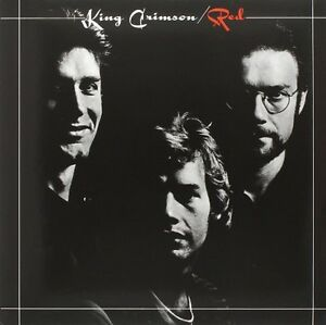 King-Crimson-Red-New-Vinyl-LP-UK-Import