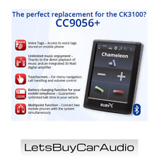 The best Bluetooth handsfree kit Bury CC 9056 Plus Bluetooth Colour Touchscreen Audio Streaming Hands Free Kit