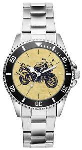 Kiesenberg-Watch-20176-with-Motorcycle-Motif-for-Suzuki-Bandit-Fahrerb