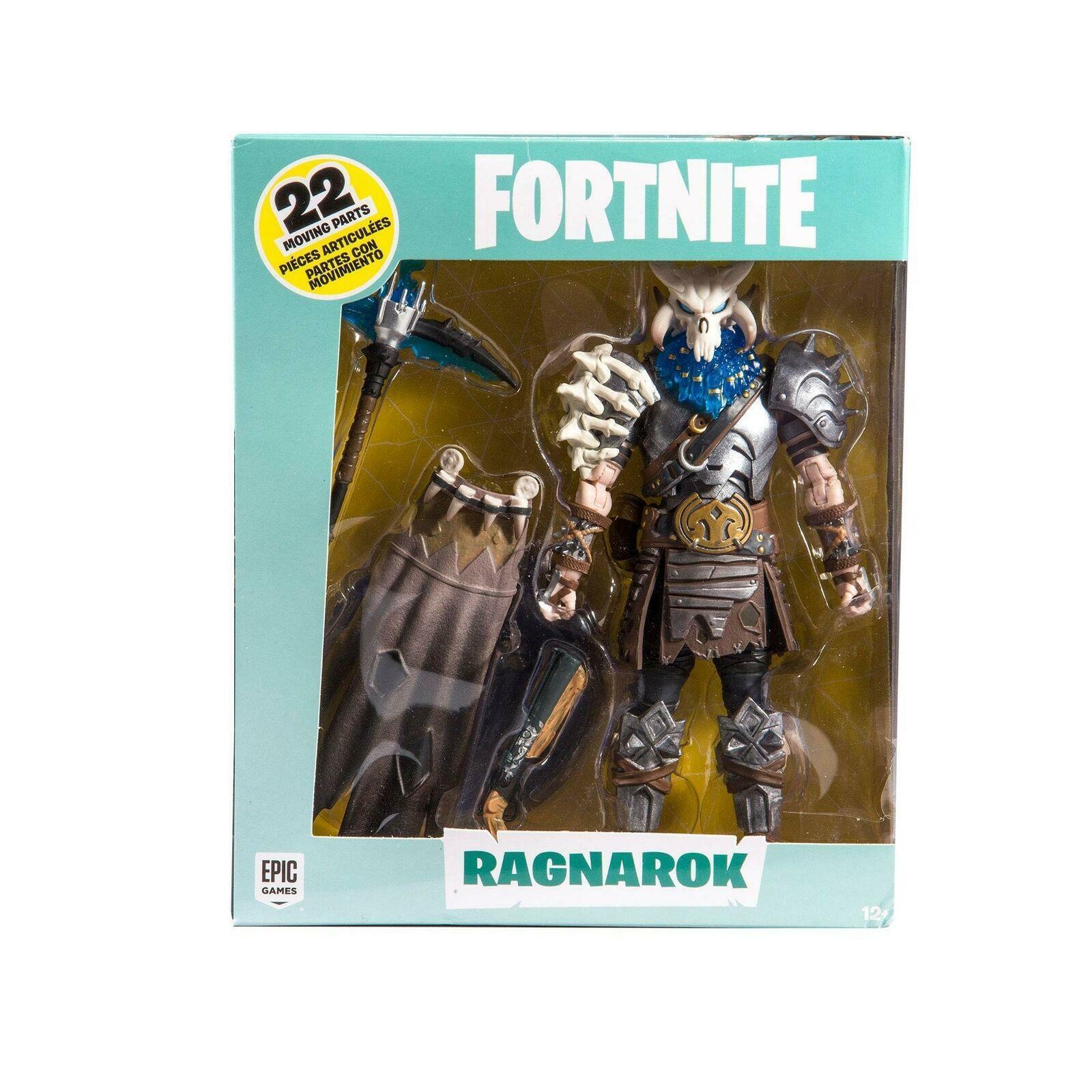 "Fortnite • Ragnarok Action Figure • 4 3//4/"" No Accessories"