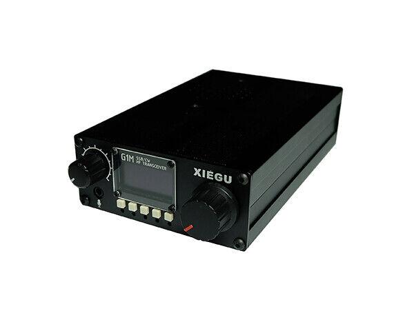 Xiegu G1m Qrp Short Wave 5w Ssb Cw 0 5 30mhz Quad Band Hf Transceiver Sdr For Sale Online Ebay