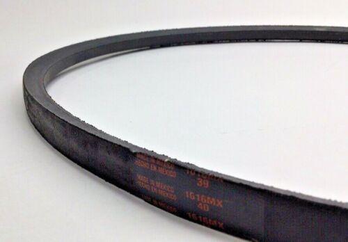 Details about  /Stronghold B52 V-Belt Static Dissipating Oil /& Heat Resistant 4116726