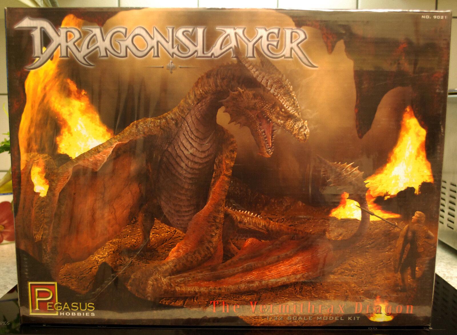 Der Drachentöter - Seraphon   Dragonslyer Vermithrax Dragon 1 32 Pegasus 9021  | Ausgezeichnet