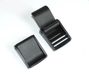 38mm Cam Buckle Tie-Down Lashing Lash Clip CamBuckle Cord Car Strap Bag Webbing