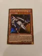 1st Edition Near x3 play set Kozmo Dark Destroyer Yugioh Gold Secret Rare