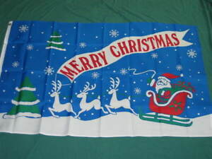 image is loading 3x5 merry christmas flag santa claus flags xmas