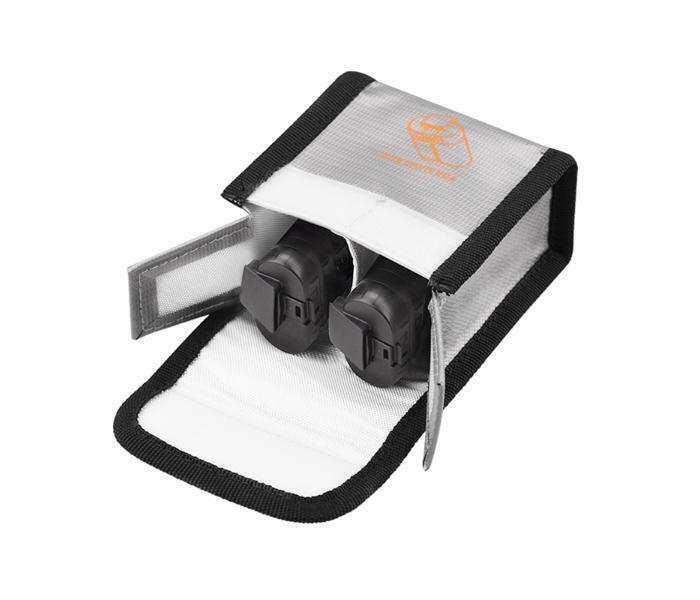 Silver Battery Safe for DJI Mavic MINI / Mavic MINI 2 / MINI SE (2 Batteries) #M
