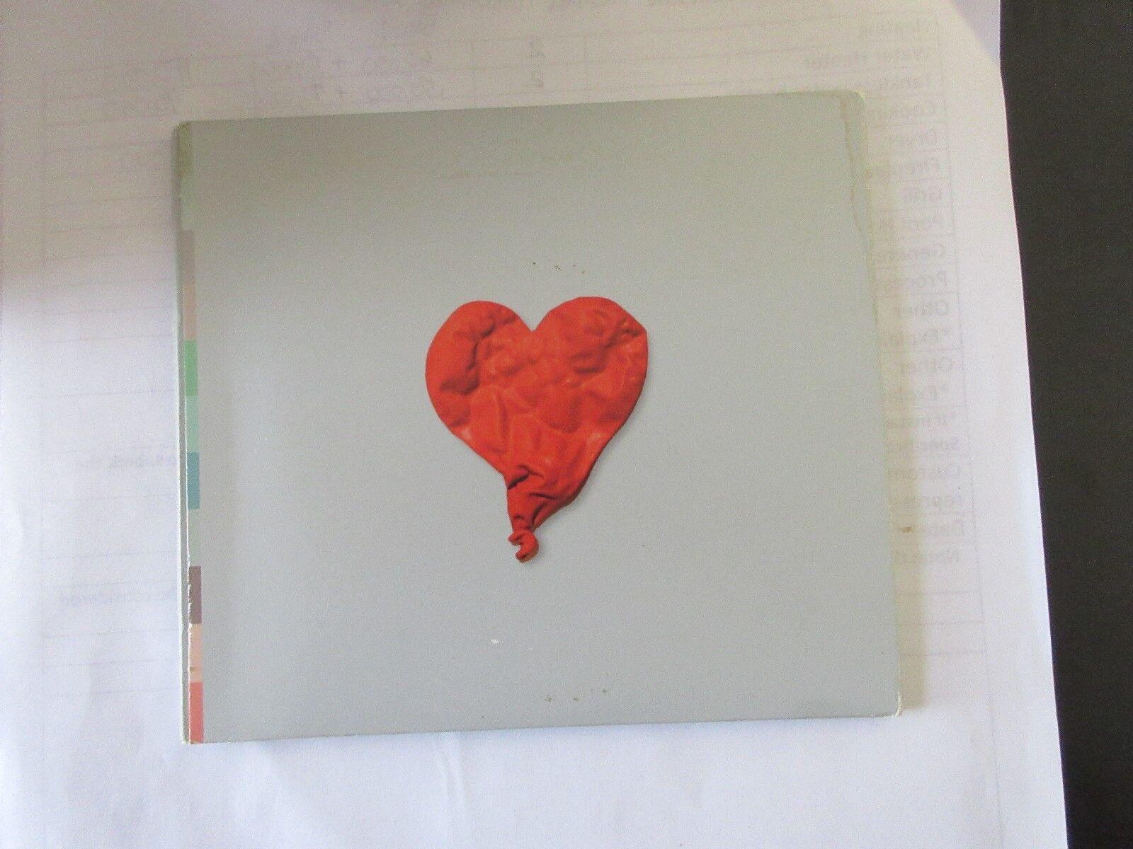 Kanye West , 808' and Heartbreak , CD