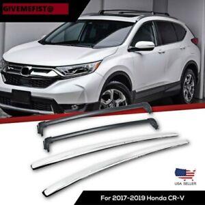 Genuine Honda CR-V Crossbar Kit Set of 2 Fits 2017-2019 CR-V