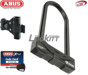 abus granit extreme 59 180 hb 310 u lock made in germany ebay. Black Bedroom Furniture Sets. Home Design Ideas
