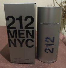 Treehousecollections: Carolina Herrera 212 NYC EDT Perfume Spray For Men 100ml