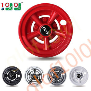 4pcs-Golf-Cart-8-034-10l0l-Wheel-Covers-Hub-Caps-YAMAHA-CLUB-CAR-EZGO
