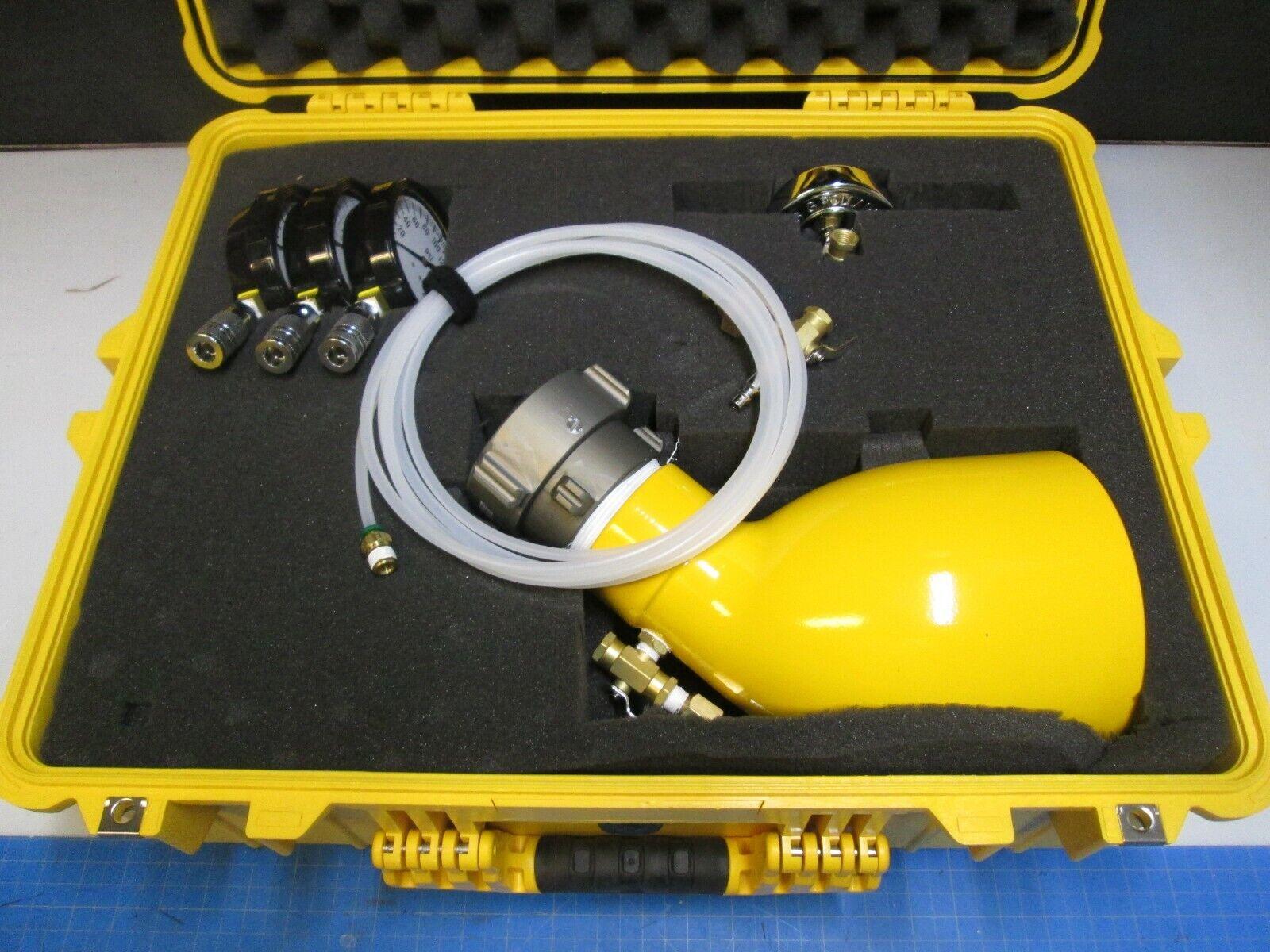 Pollardwater HydrantPro™ FNST 2-1/2 in. Flow Test Kit NEW