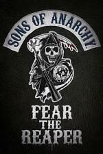 Sons of Anarchy Poster Fear The Reaper Logo 61 x 91,5 cm