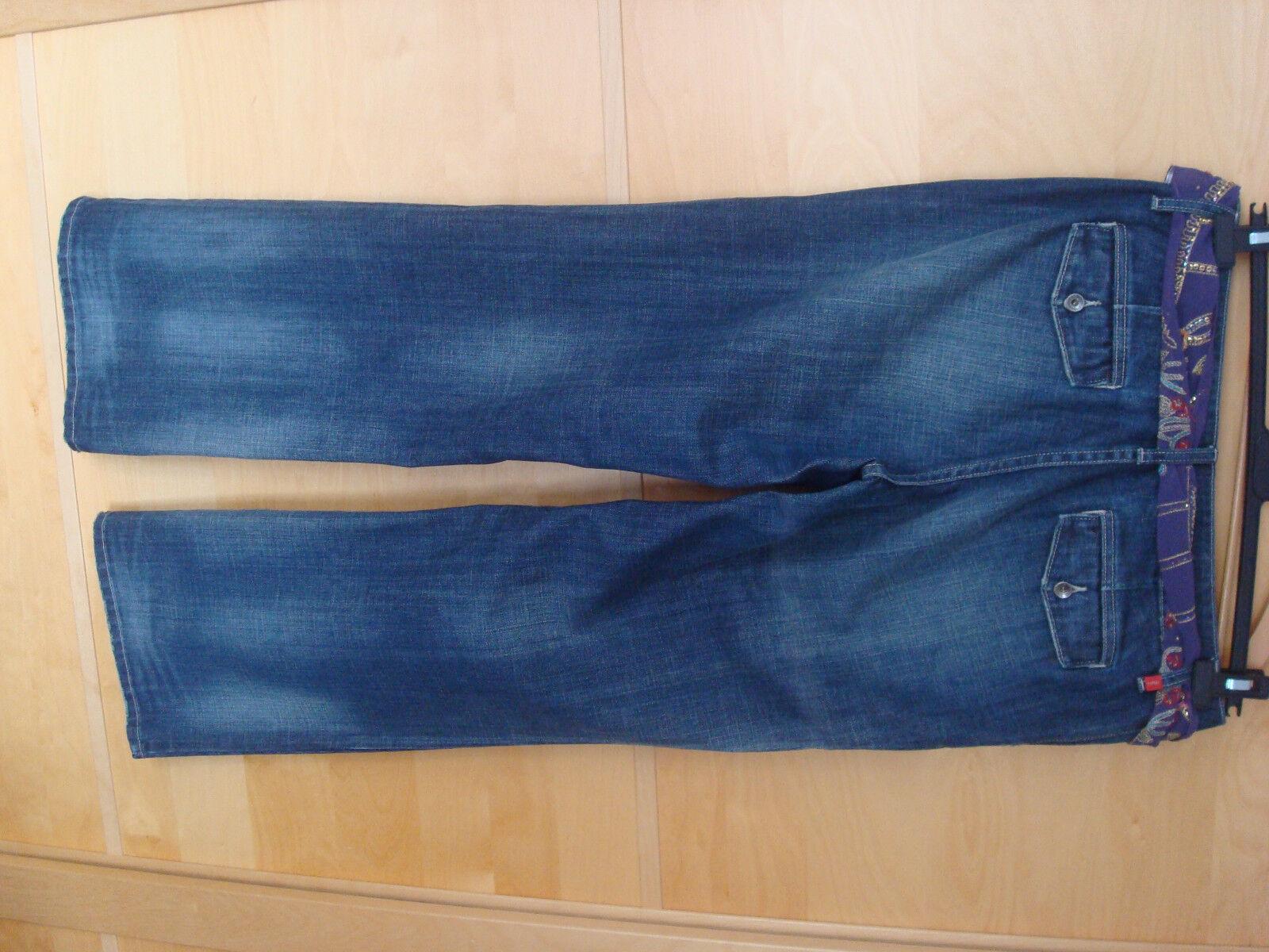 Esprit Jeans Hose blau Gr. 40   Angenehmes Gefühl  Gefühl  Gefühl    Online-Exportgeschäft    Verkauf    Online-verkauf    Günstige Bestellung  5ddca8