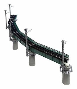 Kato-20-823-Pont-Courbe-Curve-Bridge-Set-R448-60-N