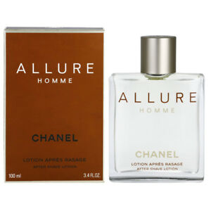 89124e0e9257 Allure Homme After Shave Lotion for Men by Chanel 100 ml / 3.4 oz ...