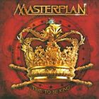 Time to Be King by Masterplan (CD, May-2010, Dismanic Label Group)